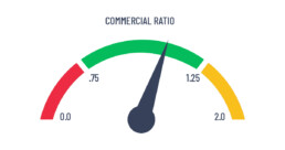Commercial Ratio Gauge